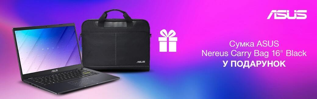 Сумка ASUS Nereus Carry Bag 16