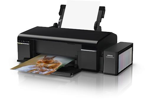 Струйный цветной принтер от Epson