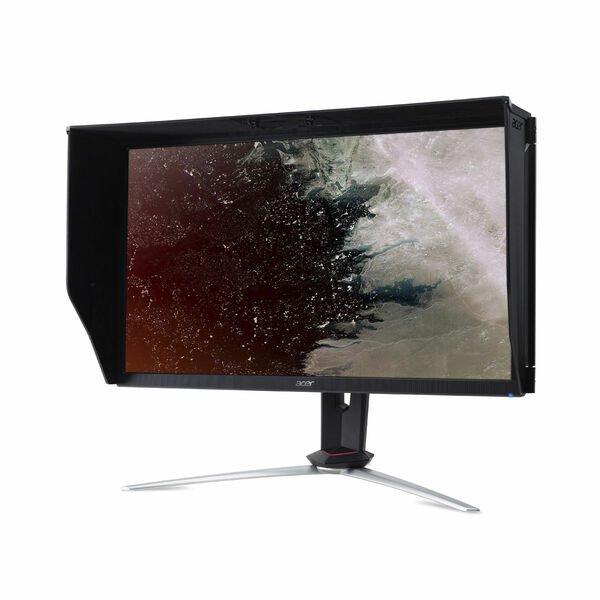 Эргономичный игровой монитор с динамиками и HDMI