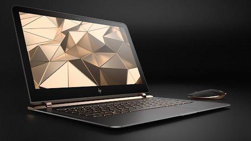 Стильный дизайн лэптопа HP