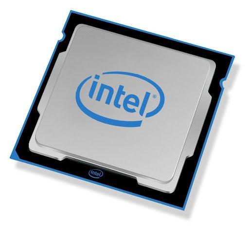 Процессор Intel для ноутбука HP
