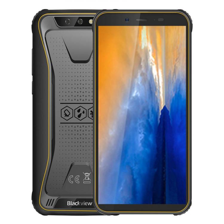 Защищенный смартфон Blackview