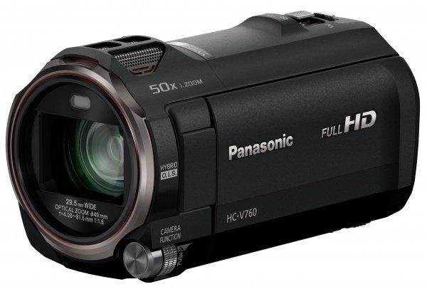 Любительская видеокамера Panasonic