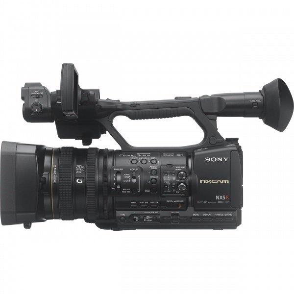 Профессиональная видеокамера Sony