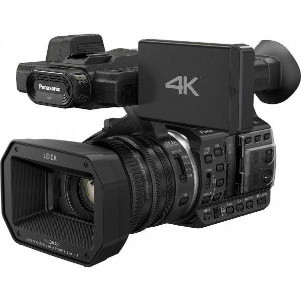 Профессиональная 4К видеокамера с Wi-Fi