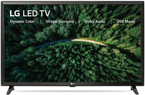 Бюджетний Full HD телевізор LG