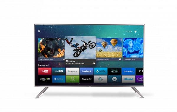 HDR телевізор Kivi