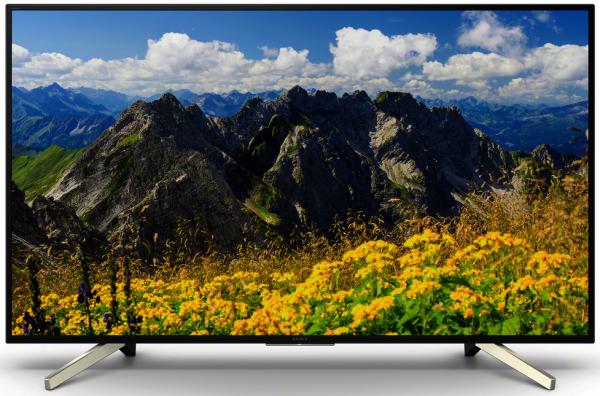 Стильный Led-телевизор Sony с HDR