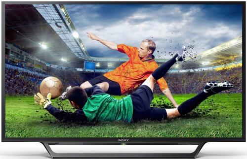 Стильный тонкий телевизор от Sony недорого