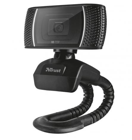 Веб-камера Trust с разрешением HD