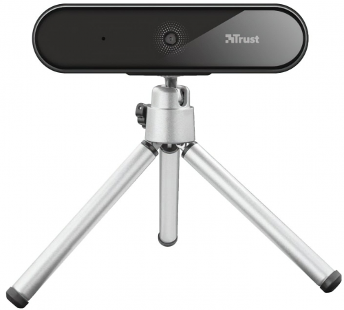 Настольная веб-камера Trust со штативом