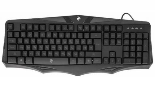 Геймерская мембранная клавиатура