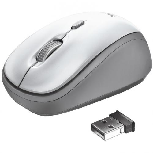 Недорогая беспроводная USB-мышь