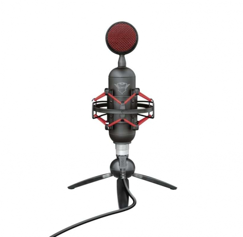 Микрофон Trust для аудиосвязи и звукозаписи