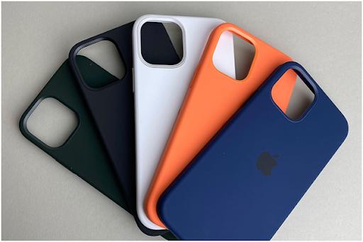 Цветовые предложения для чехлов на iPhone