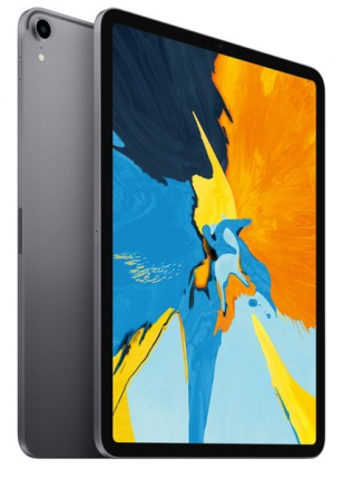 iPad Pro 2018: особенности дизайна