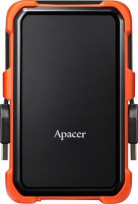 Защищенный внешний жесткий диск APACER