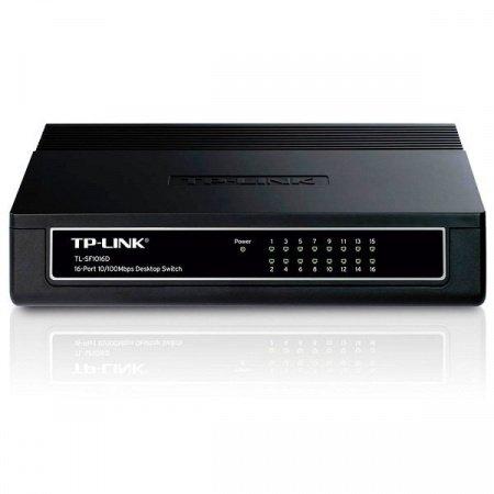 Неуправляемый коммутатор TP-Link