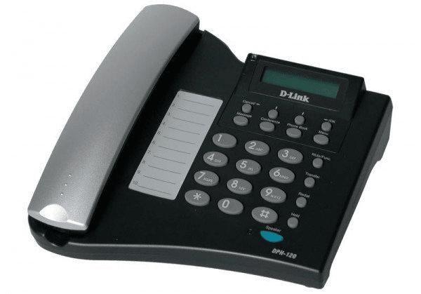 Системный телефон D-Link