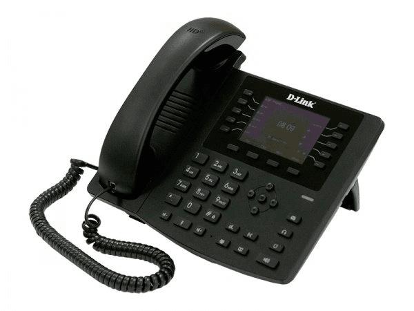 Системный телефон от компании D-Link