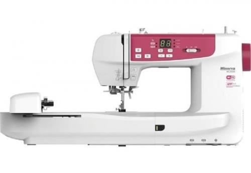 Швейно-вышивальная машина Minerva