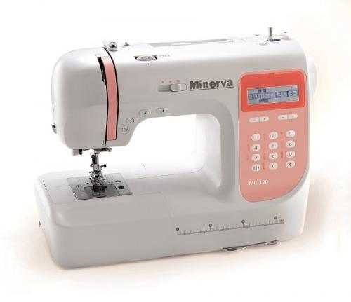 Швейная машина Minerva с компьютерным управлением