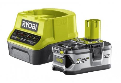 Аккумулятор и зарядное устройство для инструментов Ryobi