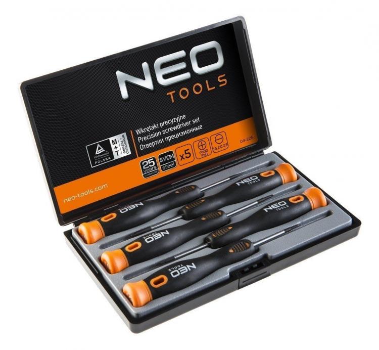 Набор отверток от Neo Tools