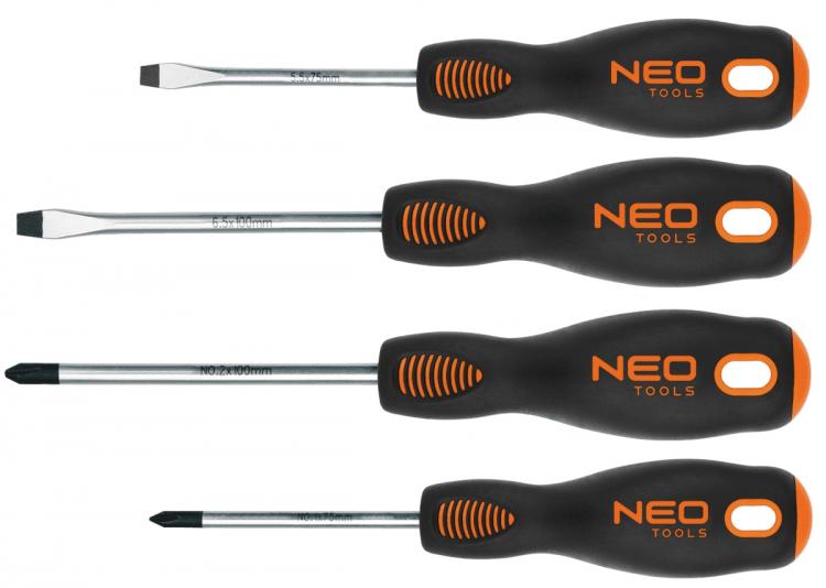 Набор отверток Neo Tools