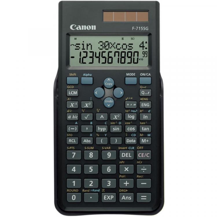 Профессиональный калькулятор Canon