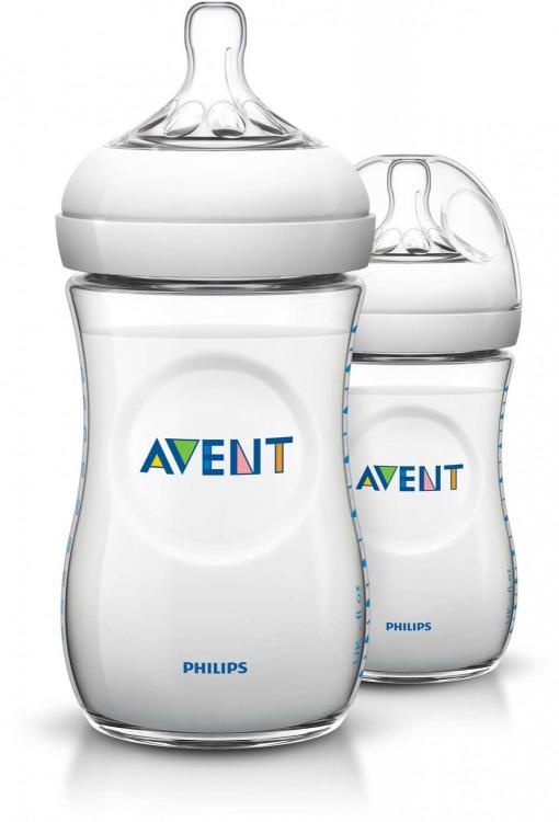 Бутылочки для кормления Avent
