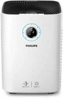 Очиститель воздуха Philips с площадью обслуживания от 80 метров