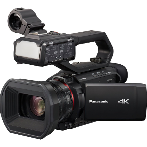 Дорогая профессиональная видеокамера