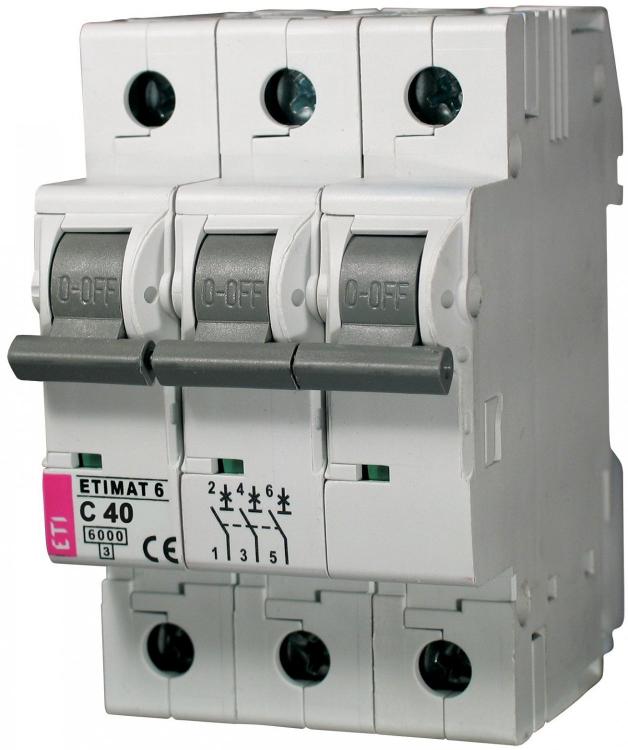 Автоматический выключатель ETI