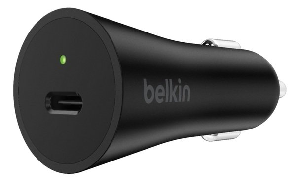 Автомобильное зарядное устройство Belkin