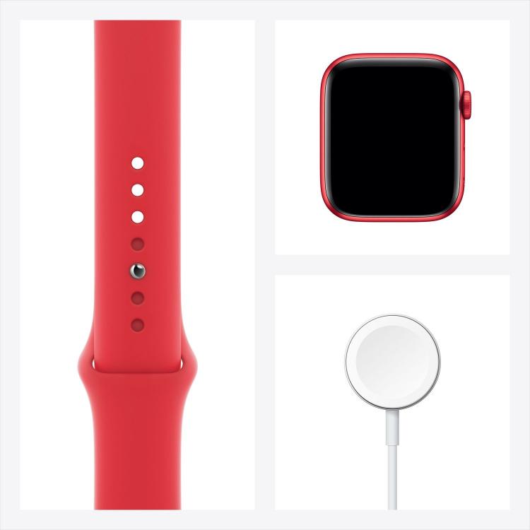 Комплект поставки Apple Watch 6