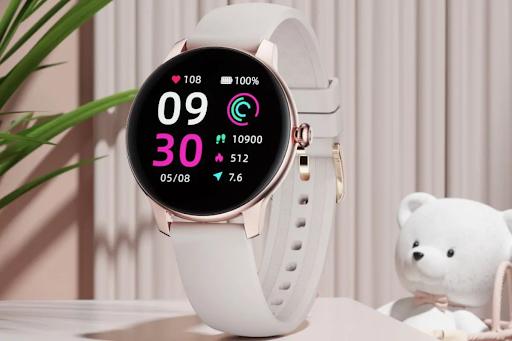 умные часы для девушек
