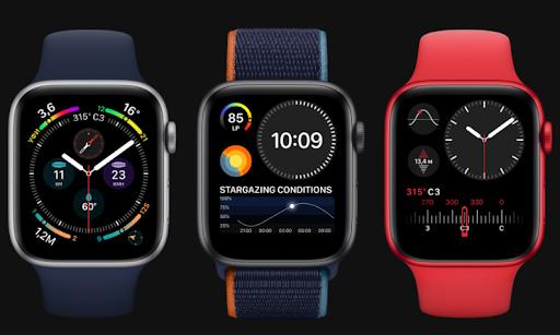 Стильные Смарт-часы Apple Watch
