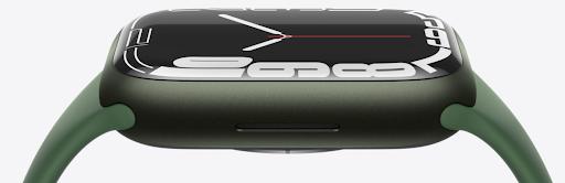 Обновленный дизайн Apple Watch 7