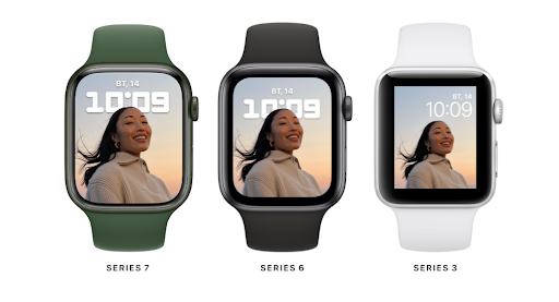 Отличия Apple Watch 7 от других часов