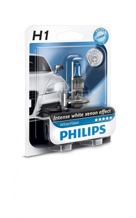 Автомобильная лампа PHILIPS