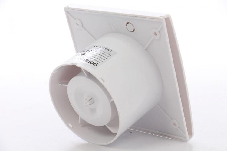 Конструкция вытяжного вентилятора