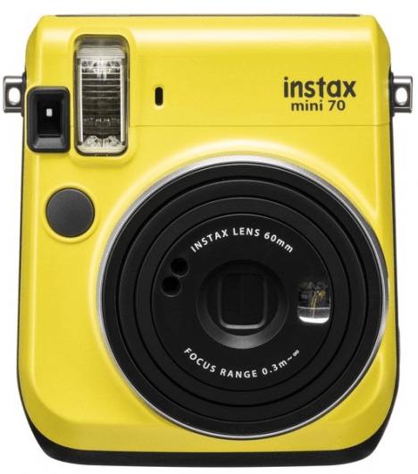 Камера миттєвого друку FUJIFILM INSTAX Mini 70