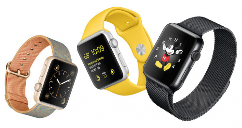 Разнообразие ремешков для Apple Watch фото