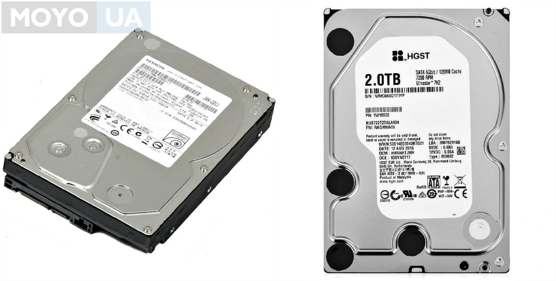 """Жесткий диск HGST 3.5"""" 2TB (0F13885)"""