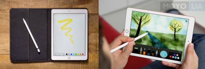 iPad Pro 9,7 — новые возможности для работы и творчества