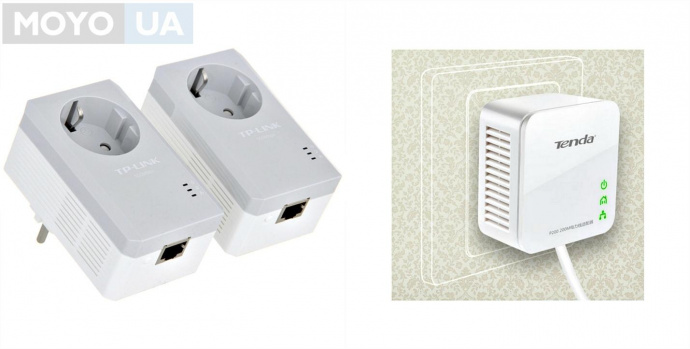 Powerline-адаптеры для дома и офиса