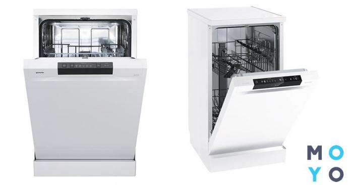 Посудомоечные машины Gorenje