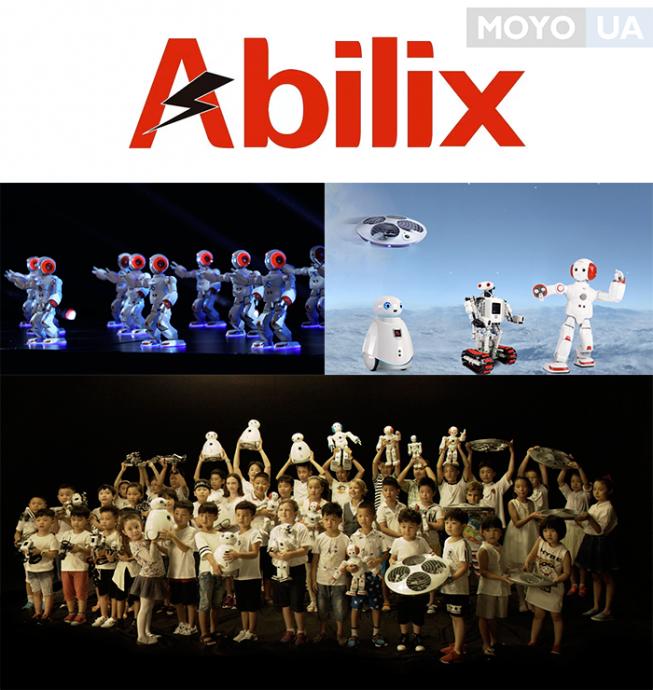 Конструирование роботов ABILIX увлекает взрослых и детей