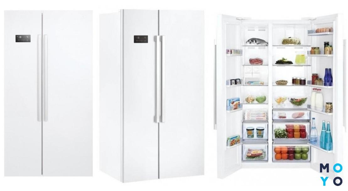 Холодильник Beko GN163120 Side-by-side